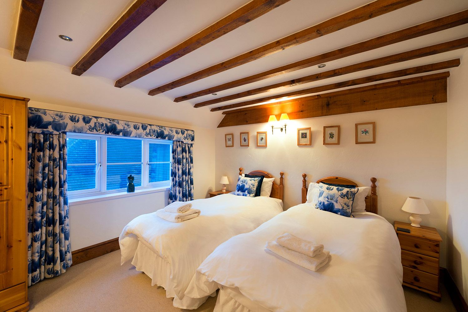 Multiple room layout options available at our holiday cottages | Upper Rectory Farm Cottages