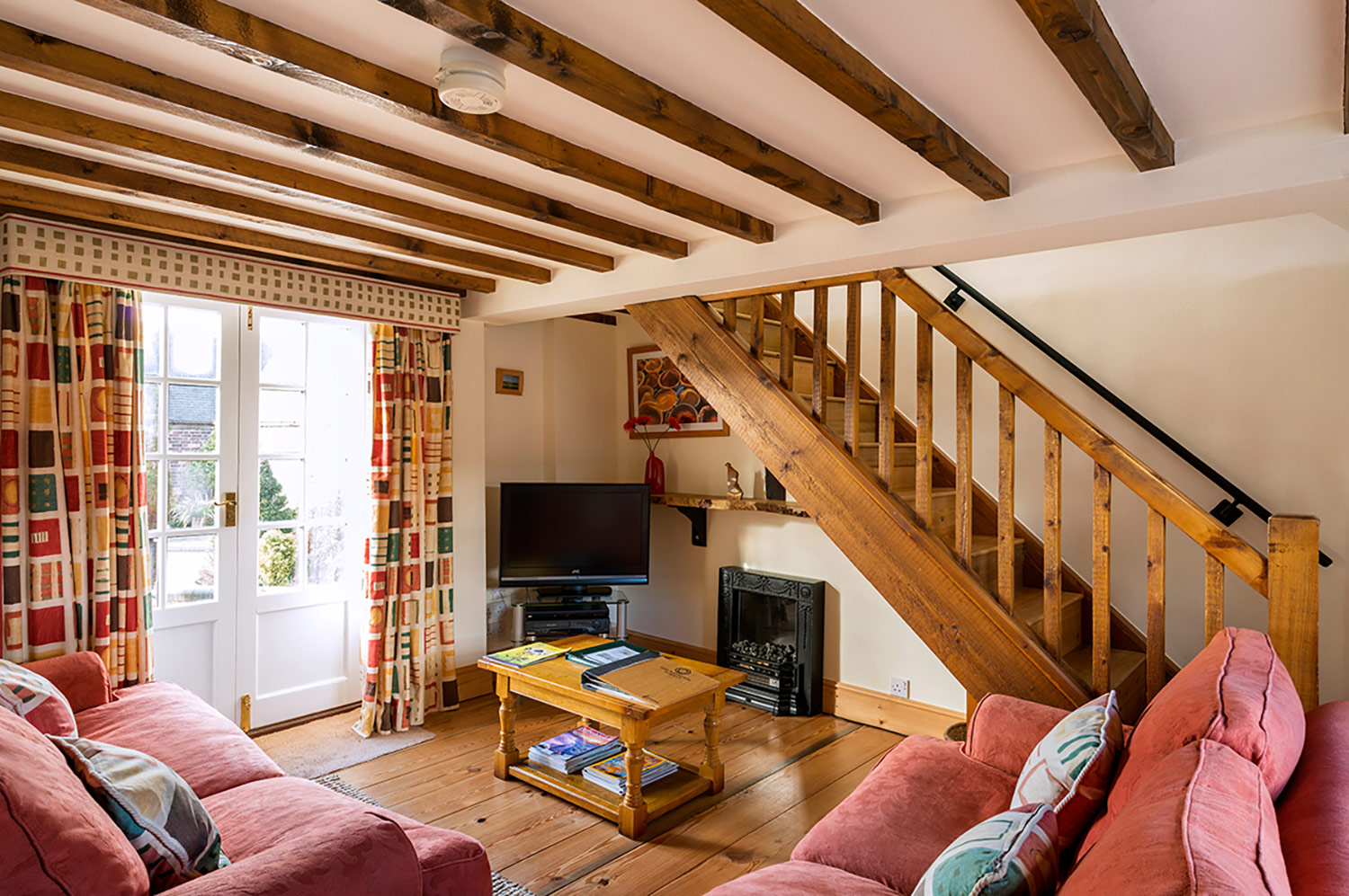 Cosy holiday cottage perfect for romantic weekends away | Upper Rectory Farm Cottages