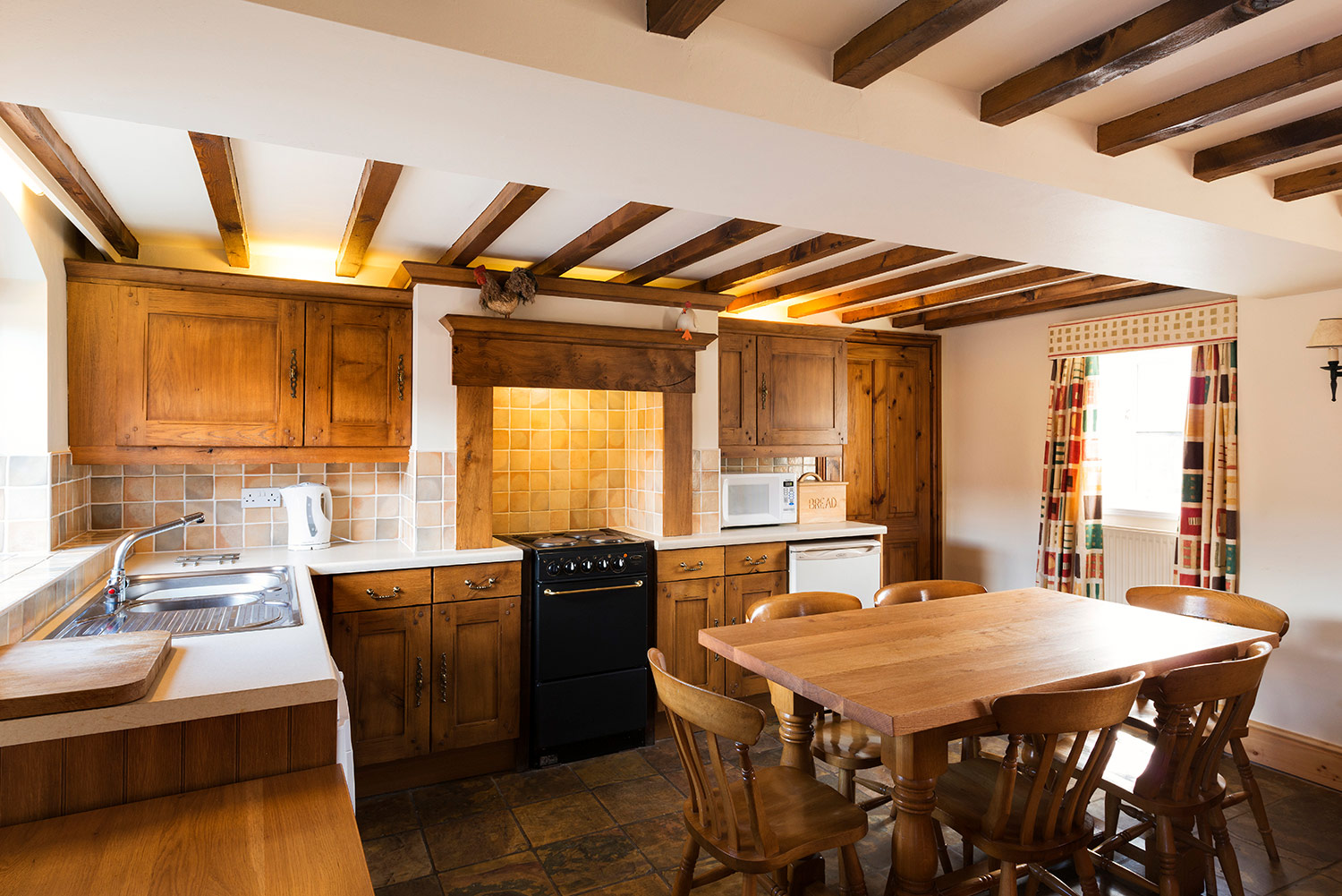 Country style living in our luxury holiday cottages in the heart of England | Upper Rectory Farm Cottages