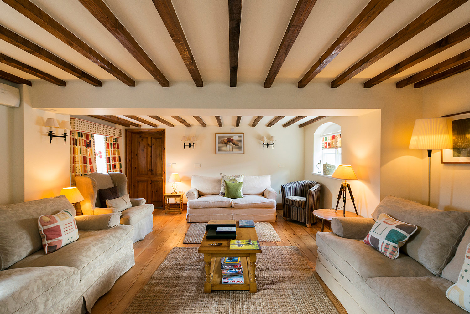 Large holiday cottage for group bookings and parties | Upper Rectory Farm Cottages