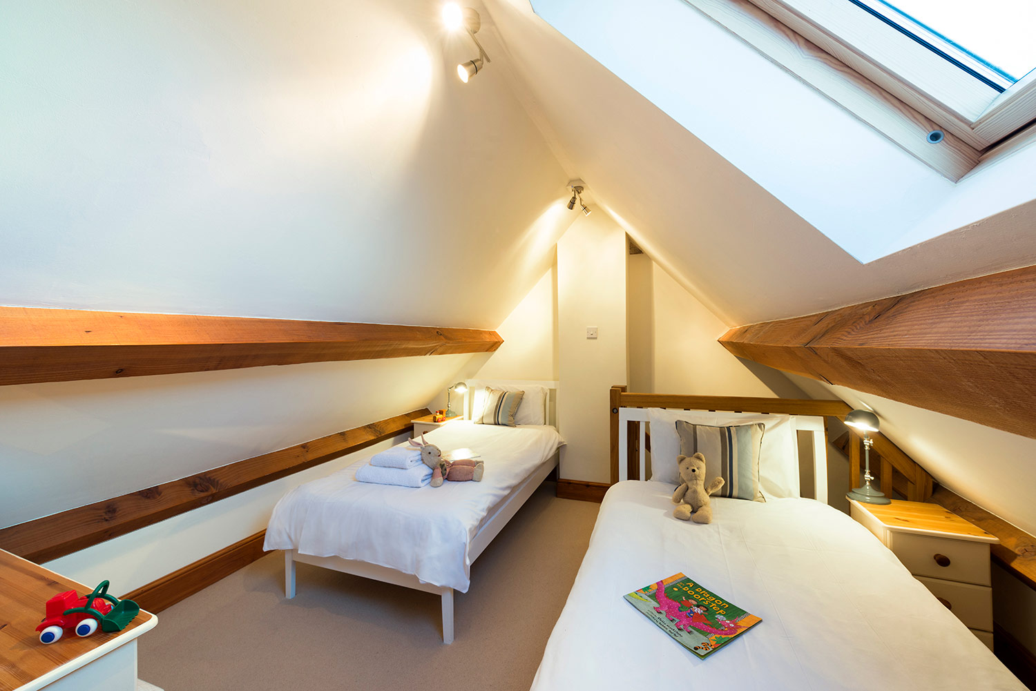 Family-friendly holiday cottages in Leicestershire | Upper Rectory Farm Cottages