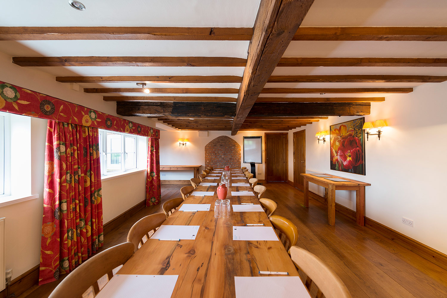 Business meeting location in central UK | Upper Rectory Farm Cottages