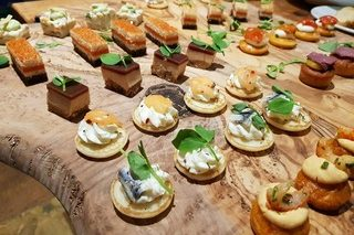 Fine dining or a buffet? We can provide catering for your celebration at Upper Rectory Farm Cottages