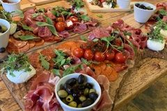 Make your own food during your stay or we can provide the catering at Upper Rectory Farm Cottages