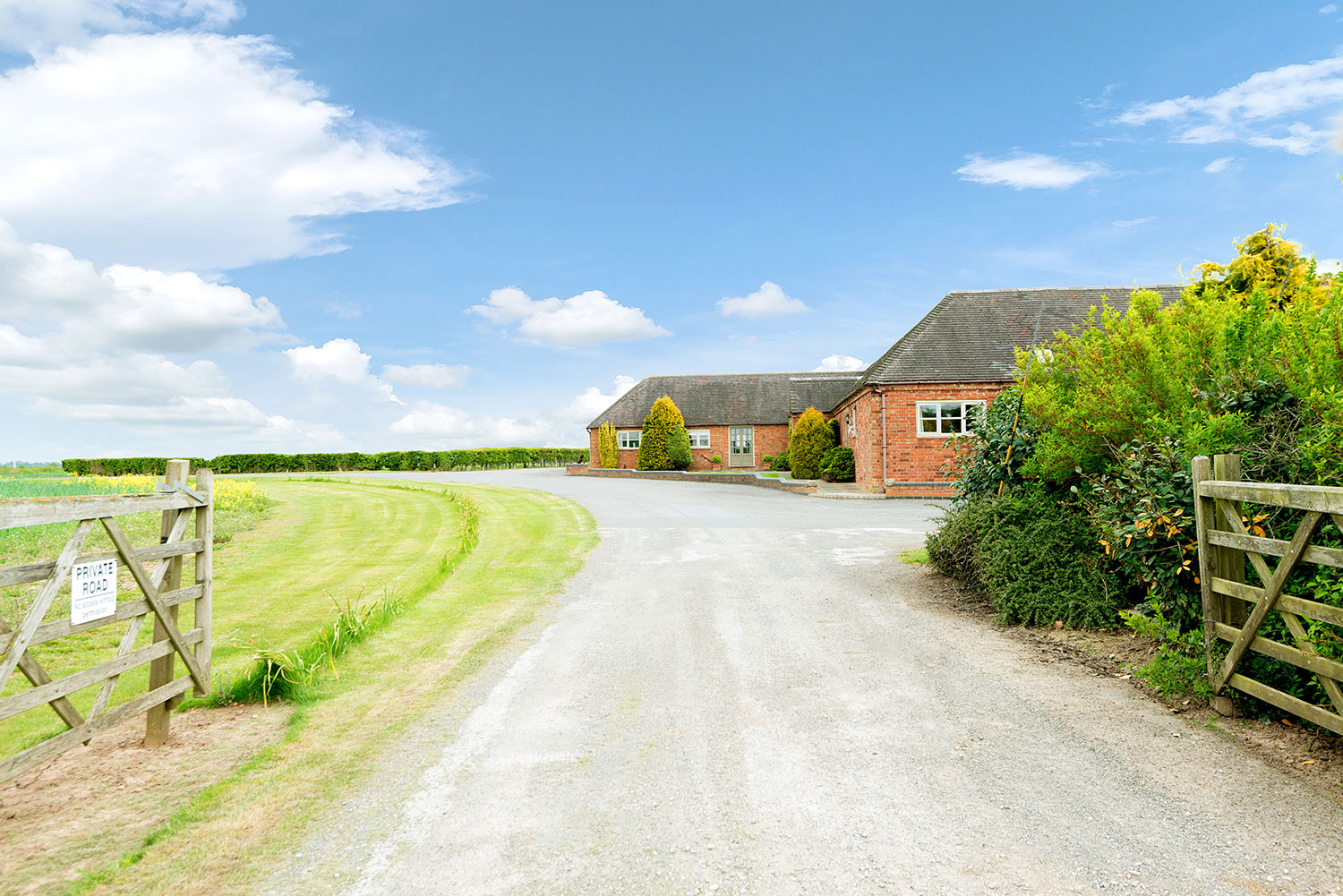 Luxury holiday cottages in the heart of England | Upper Rectory Farm Cottages