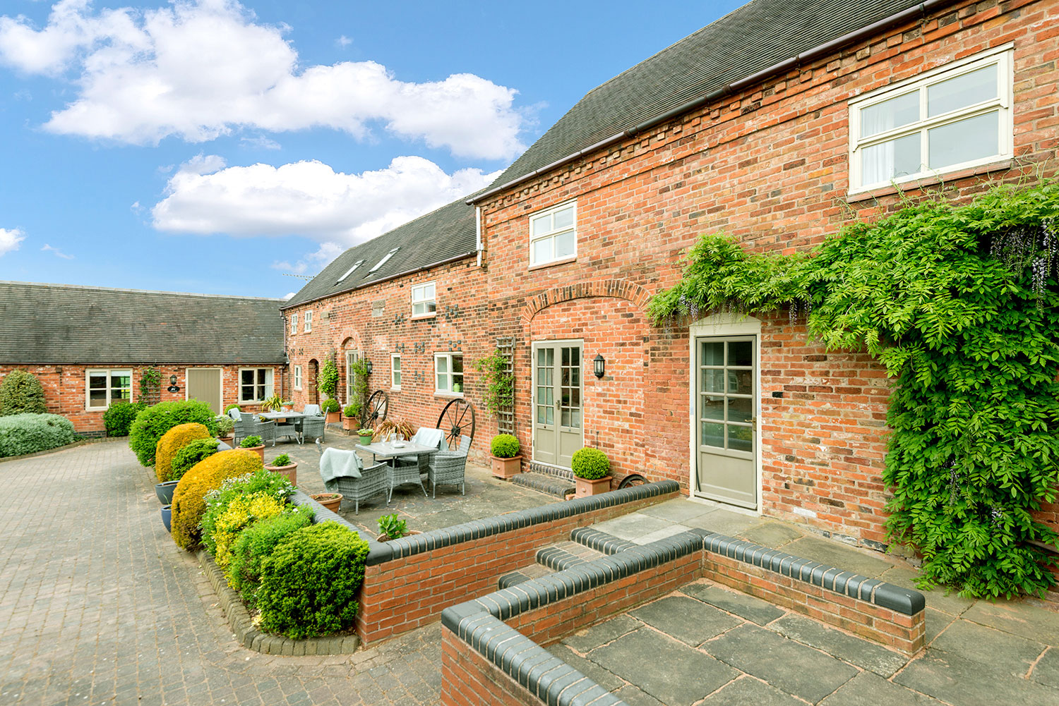 Holiday cottages and venue in rural Leicestershire | Upper Rectory Farm Cottages