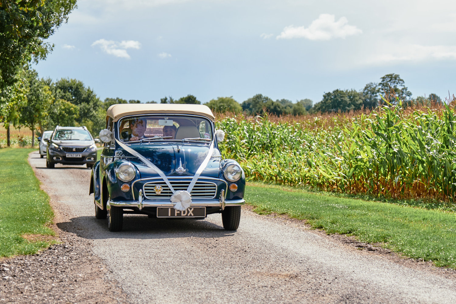 Perfect rural setting for your wedding in Leicestershire | Upper Rectory Farm Cottages