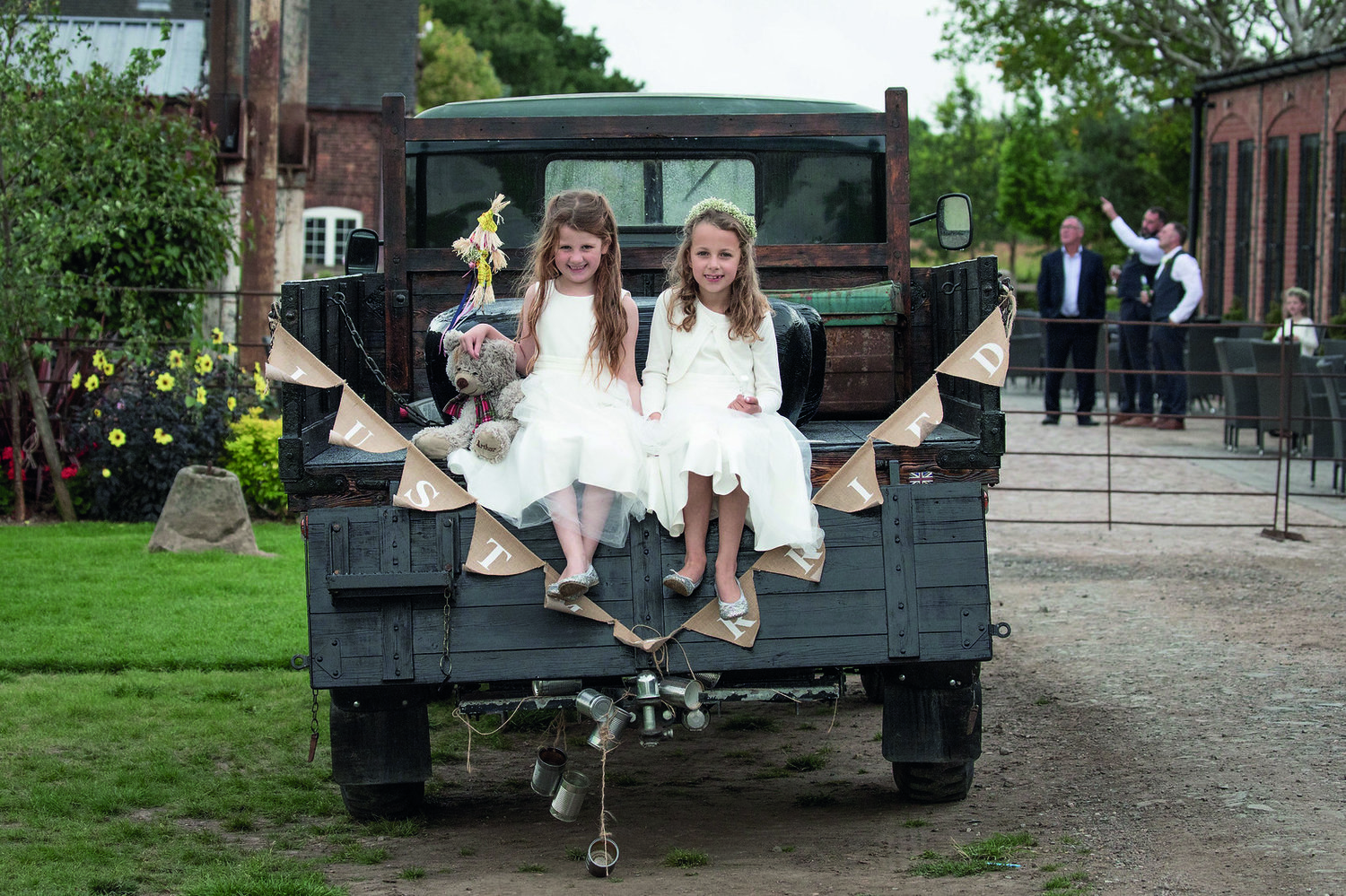 Rural wedding location in Leicestershire | Upper Rectory Farm Cottages
